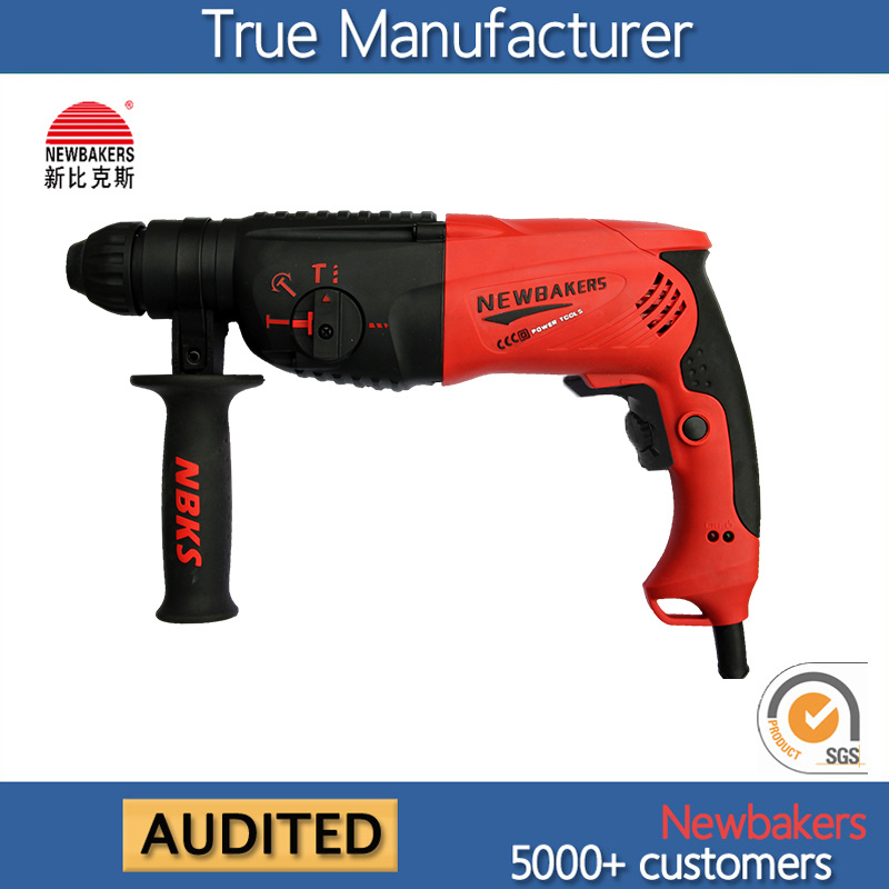 Electric Drill Power Tools Rotary Hammer (GBK2-26DRES) pictures & photos