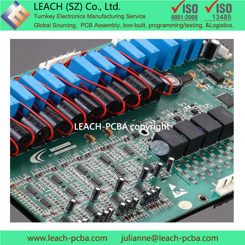 China OEM Complex Circuit Boards Fabrication/ Best PCBA