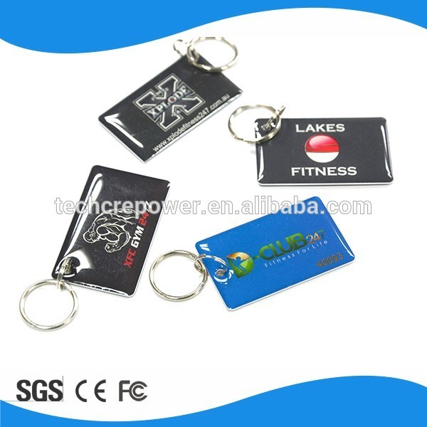Customized Printing Smart Expoxy Waterproof RFID Tag for Access Control pictures & photos