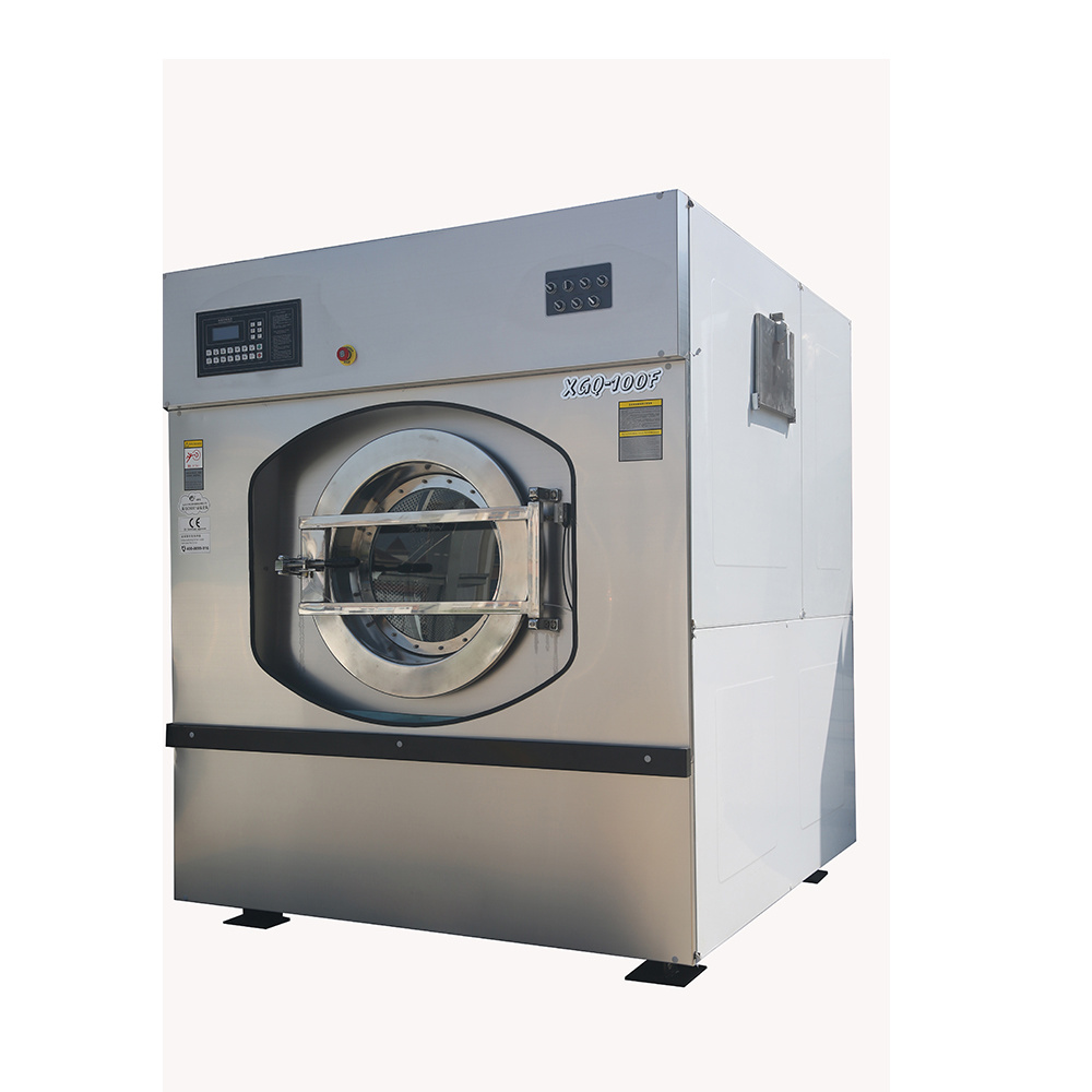 China 200lb Industrial Washing Machine (XGQ-100F) - China Industrial  Washing Machine, Industrial Washing Machines 100kg