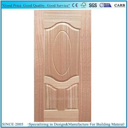 Merveilleux 820x2150x2 7mm Plain Mahogany Veneer Door Skin Plywood Panels China