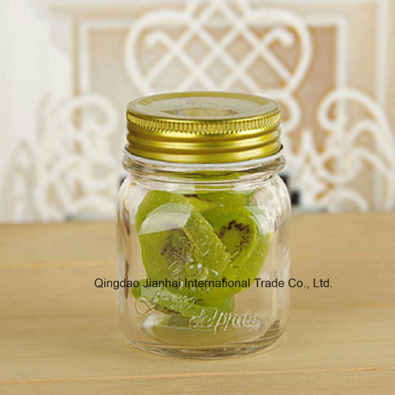 Vintage-Style Glass Kitchen Food Storage Jam Canning Mason Jars pictures & photos