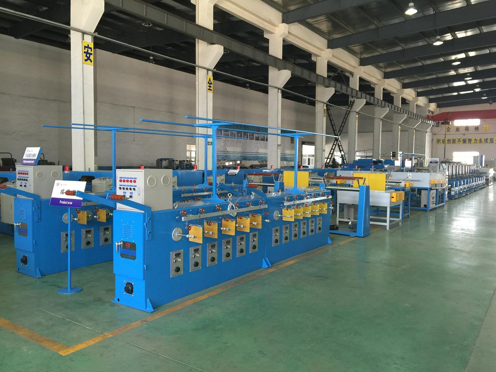 Ultra Fine Copper Wire /Alloy Wire Annealing Tinning Machine (FC-TX24)
