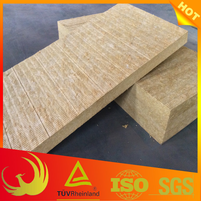 High Density and High Temperature Roof Rock-Wool Board pictures & photos