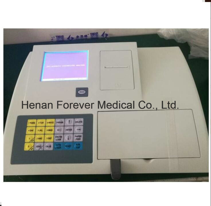 Lab Equipment Biochemistry Semi-Auto Chemistry Analyzer at Cheap Price pictures & photos