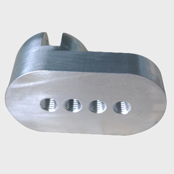 CNC Machined LED Light Parts for Outdoor Light
