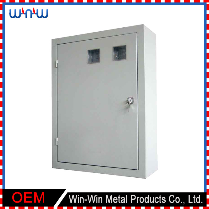 China Junction Enclosure Covers Stamping Steel Metal Outdoor