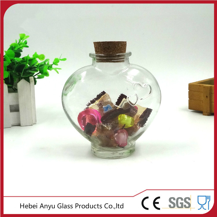 Heart Shaped Vase With Cork Vase And Cellar Image Avorcor