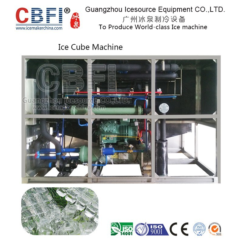2 Tons Ice Cube Machine for Drinkings pictures & photos
