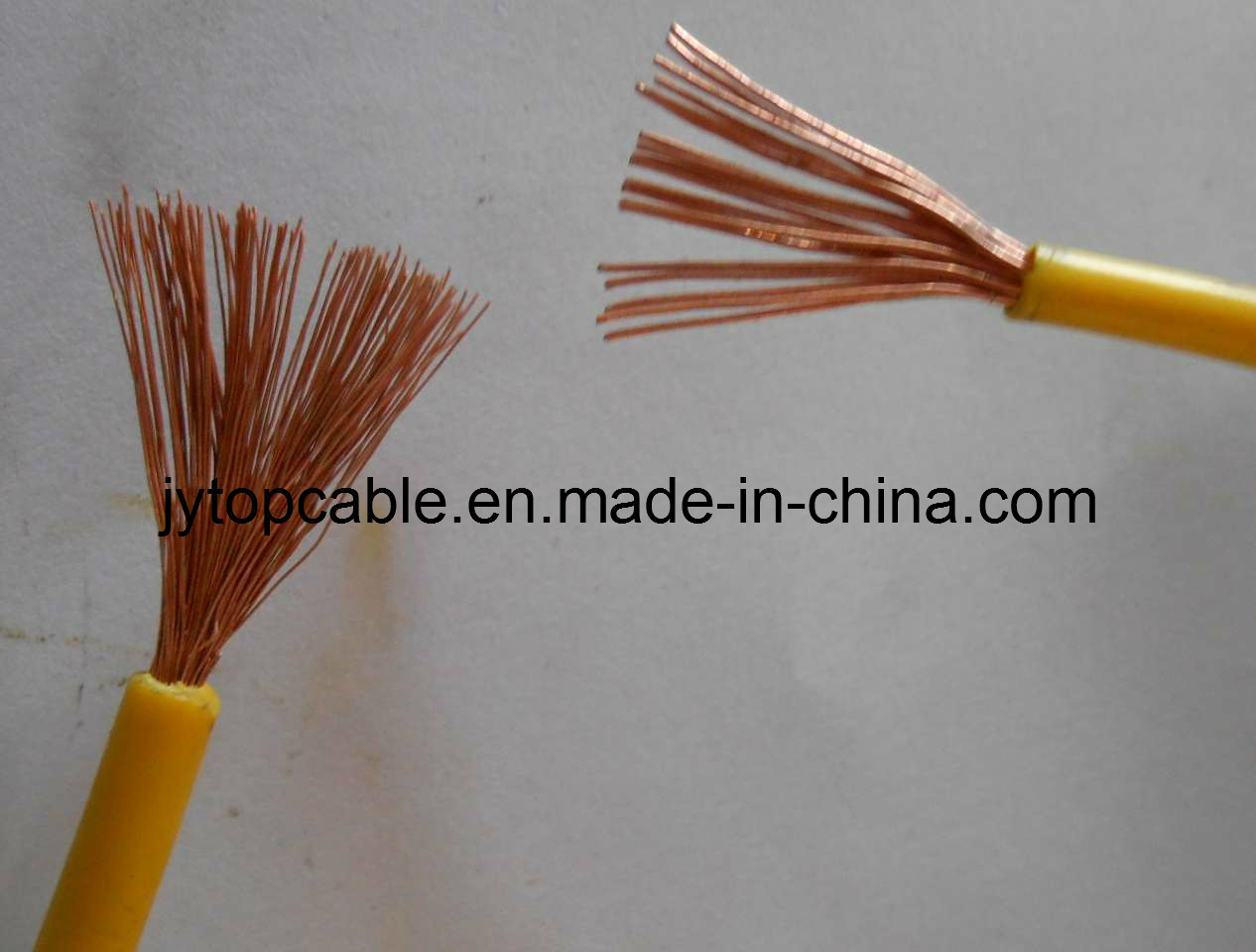 Pvc Class 5 Cable : China pvc insulated electric wire with class conductor
