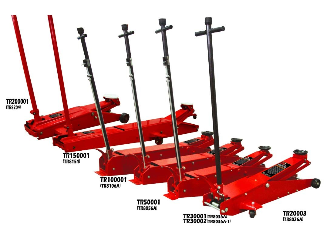 China Hydraulic Long Floor Jack Tr20003 Photos Amp Pictures