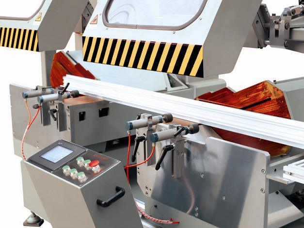Aluminum CNC Double Head Cutting Machine (KT-383F/D)