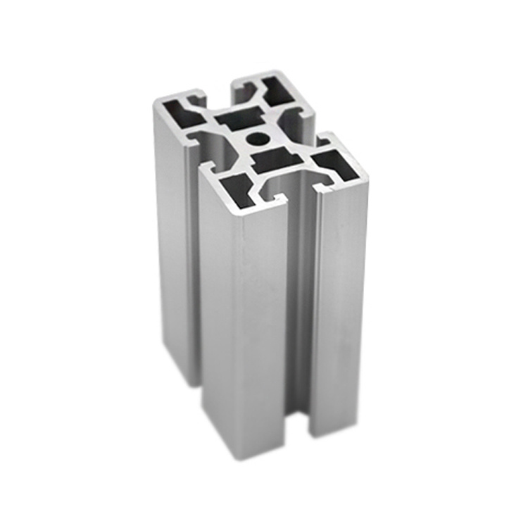 [Hot Item] Silver Anodized V-Slotted Bathroom Alloy Exterior Aluminium  System Aluminum C Channel and U Profile