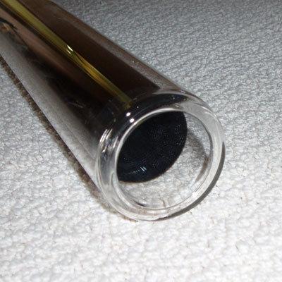 Evacuated or Vacuum Tube Collectors