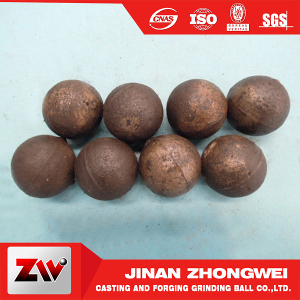 Zw Forged and Casted Grinding Ball pictures & photos