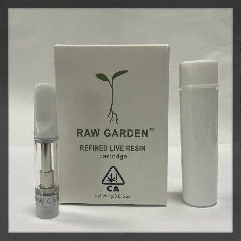 China Hot Raw Garden Boxes Atomizer Empty Vape Cart 1 0ml Ceramic Coil China Raw Garden Raw Garden Cartridge