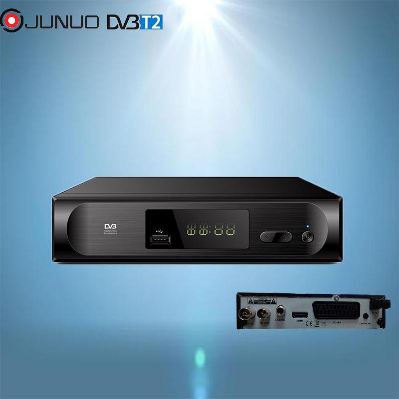 [Hot Item] Junuo Smart TV Box Firmware Upgrade Digital DVB-T2 Scart TV Tuner