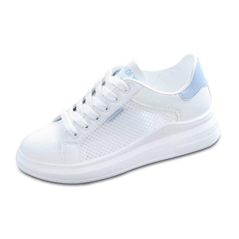 white summer sneakers