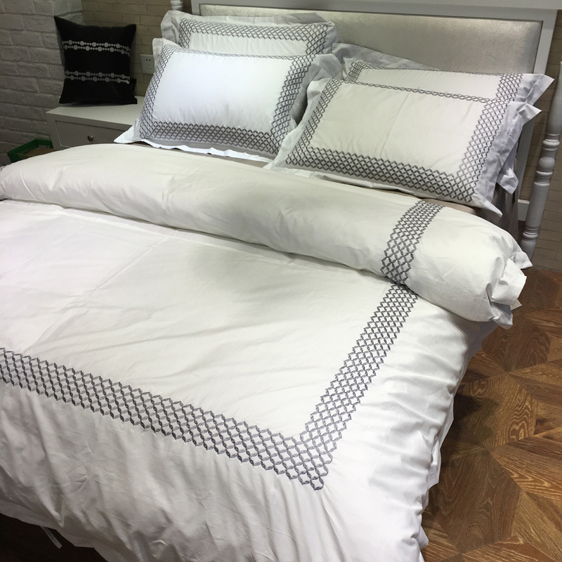 Luxury Hotel Bedding Sets.Hot Item Buy Luxury Hotel Bedding Sets Embroidery Bed Linen Sets