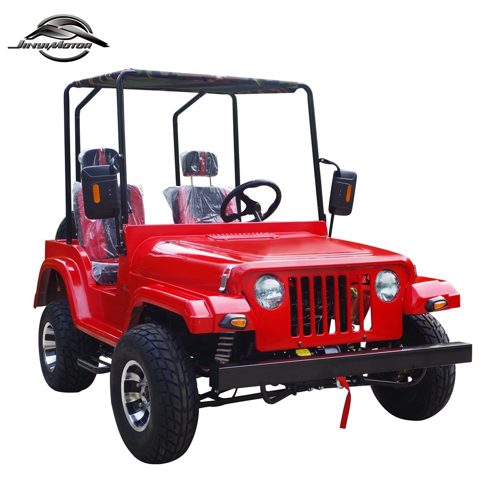 [Hot Item] 2017 200cc Mini Jeep Willys / UTV / Dune Buggy for Adult with Ce