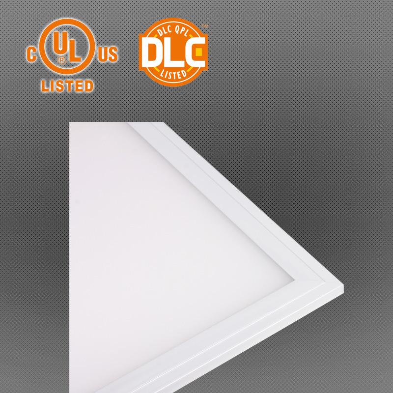 China 2x2ft 100 130lmw Led Panel Lights Etl Dlc Certification