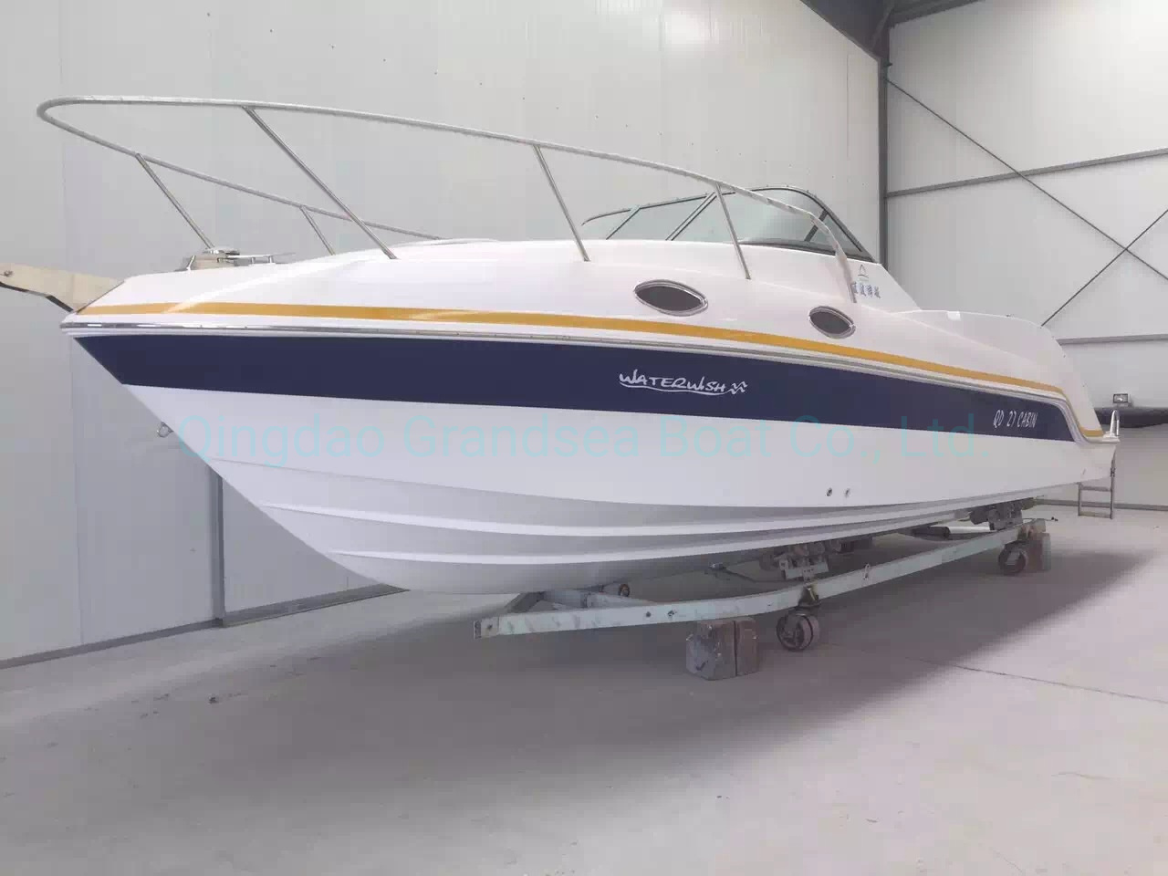 China 6m 20ft Fiberglass Cabin Cruiser Boat For Sale China Boat And Motor Boat Price