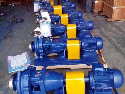 Chemical Pump (HZE) pictures & photos