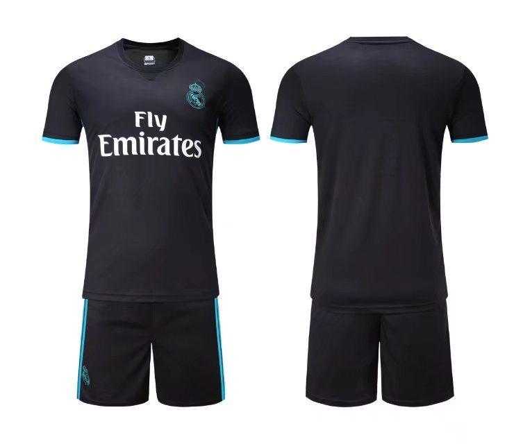 the latest 15ec2 da6a7 [Hot Item] Wholesale 2017/2018 Real Madrid Away Soccer Jerseys Top Thai  Quality Football Jerseys