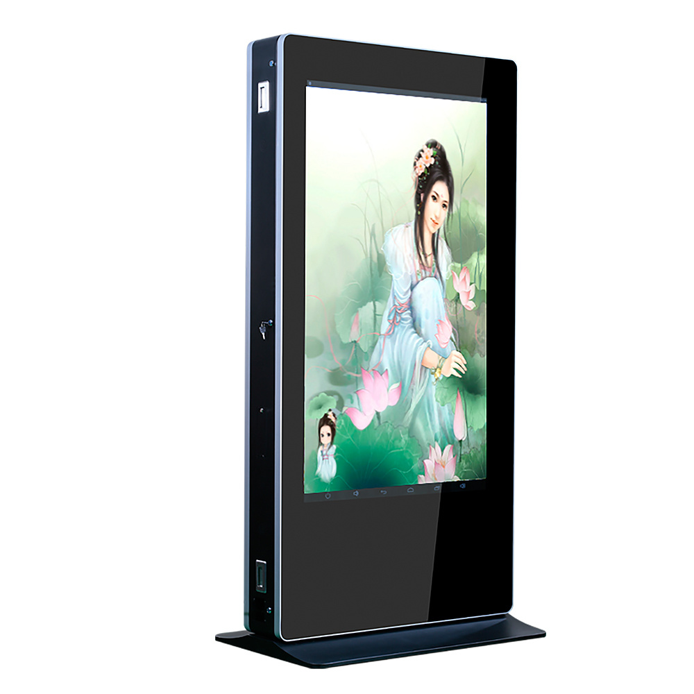 55 Inch HD Screen High Brightness Outdoor LCD Advertising Players pictures & photos