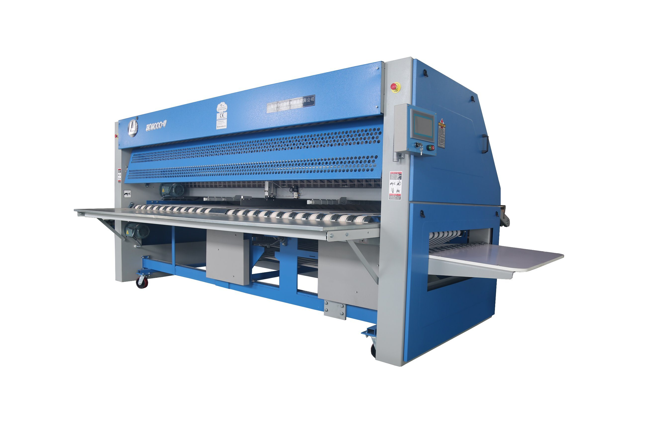 Professional Automatic Hotel Sheet Folding Machine pictures & photos