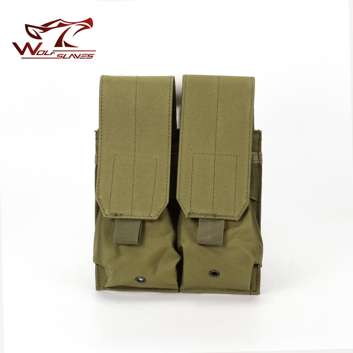 New Molle Double Pistol Mag Pouch---Airsoft