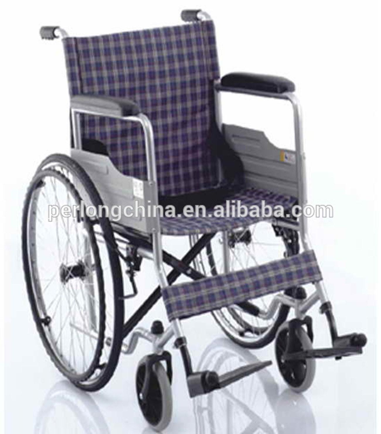 Hot Item Manual Electric Wheel Chairs Elder People Shower Chair