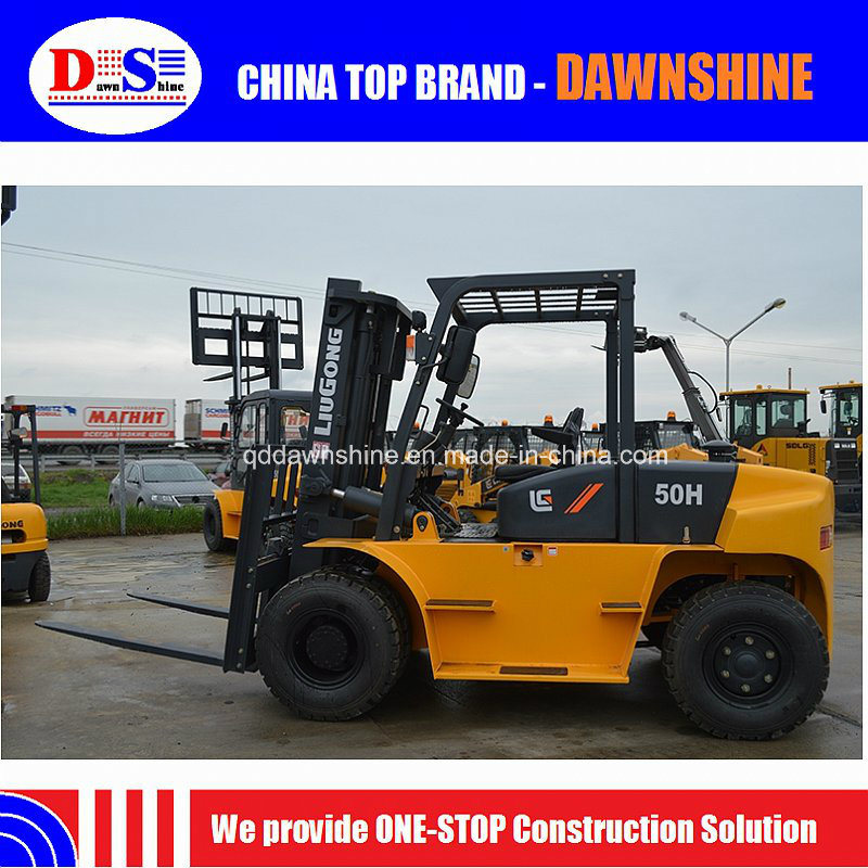 Liugong Clg2050h Diesel 5 Ton Forklift Price pictures & photos