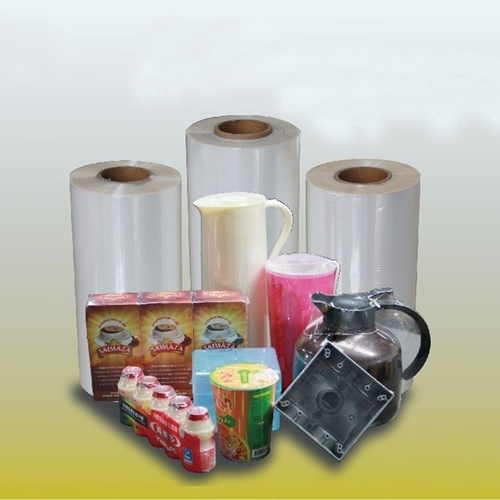 High Quality Transparent POF Heat Shrink Film, FDA Approved