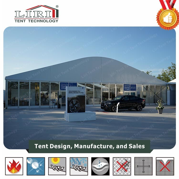 Aluminum Frame Big Dome Tent for Parties and Exhibition pictures & photos