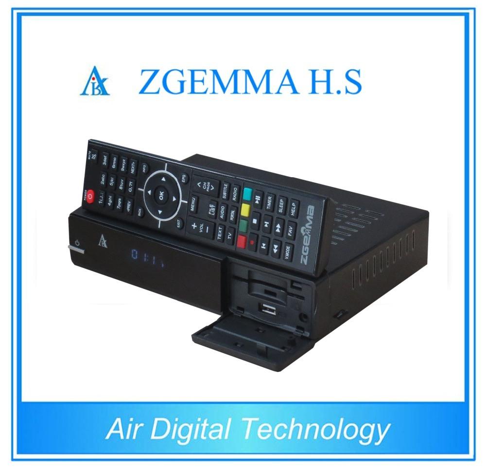 [Hot Item] Smart DVB-S2 One Tuner Enigma2 TV Decoder Zgemma H  S