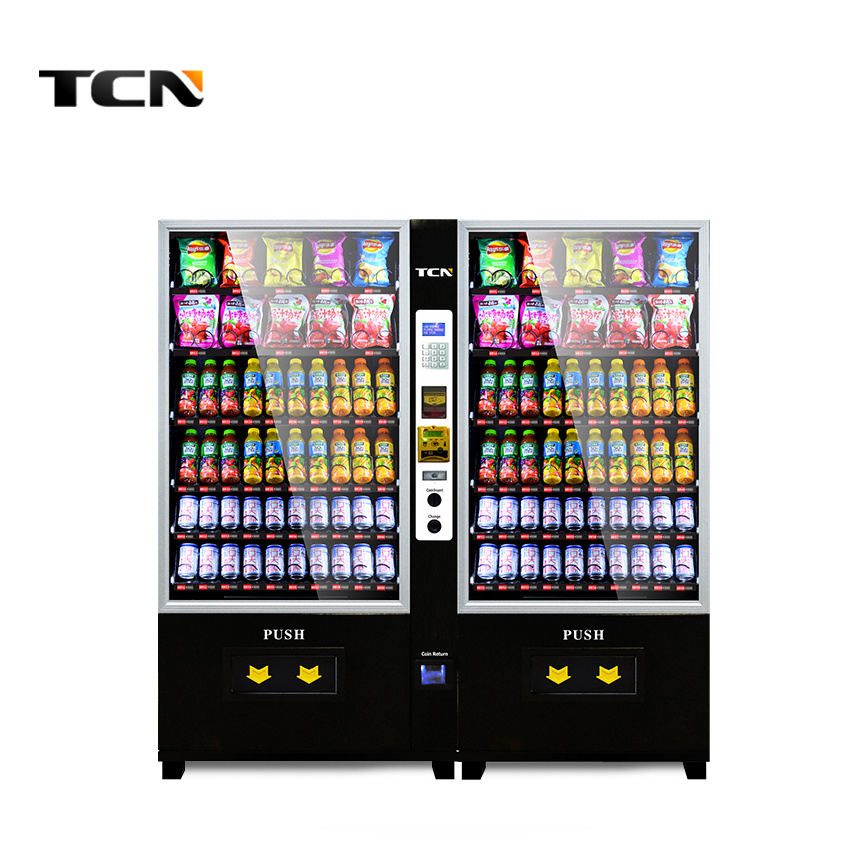 Vending Machine Price >> China Multi Price Hot And Cold Drinks Soda And Snack Beverage