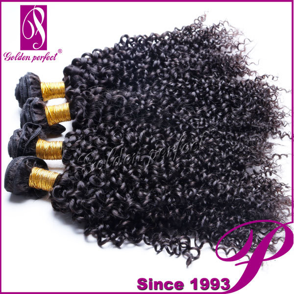 China Asian Hair Extensions Wholesale Jerry Curl Human Hair For