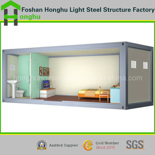 High Strength Prefabricated Steel Frame Container House High Strength