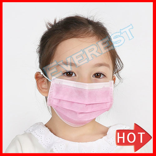 child disposable face mask