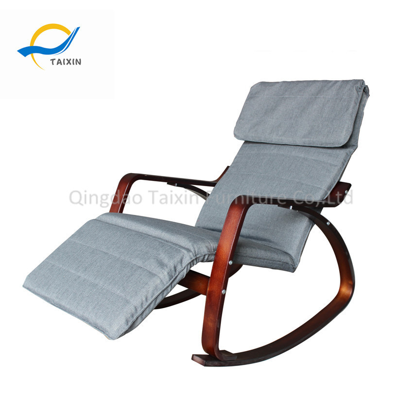 Fantastic China Relaxing Wooden Rocking Chair With Soft Foam Pad Uwap Interior Chair Design Uwaporg