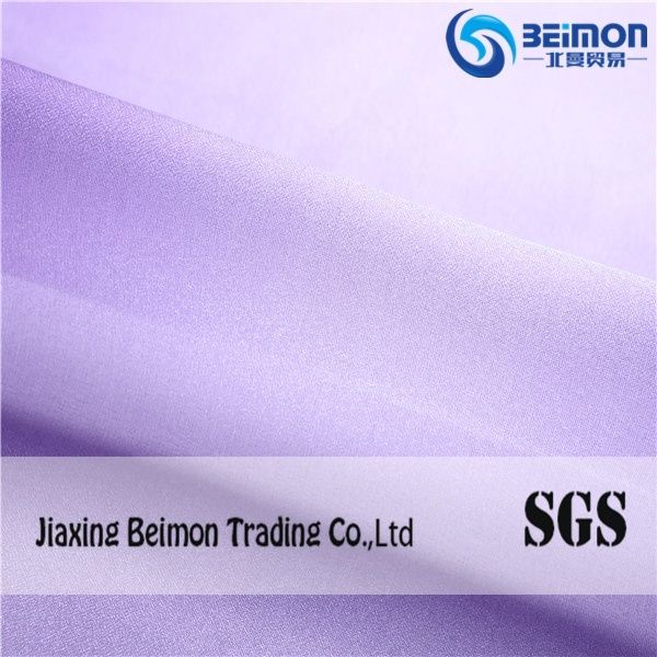 Factory Direct Sale Plain Dyed 65%Polyester 35%Nylon Fabric pictures & photos