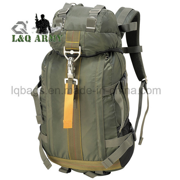 Hot Item Parachute Bag For Military Backpack Camping Hook