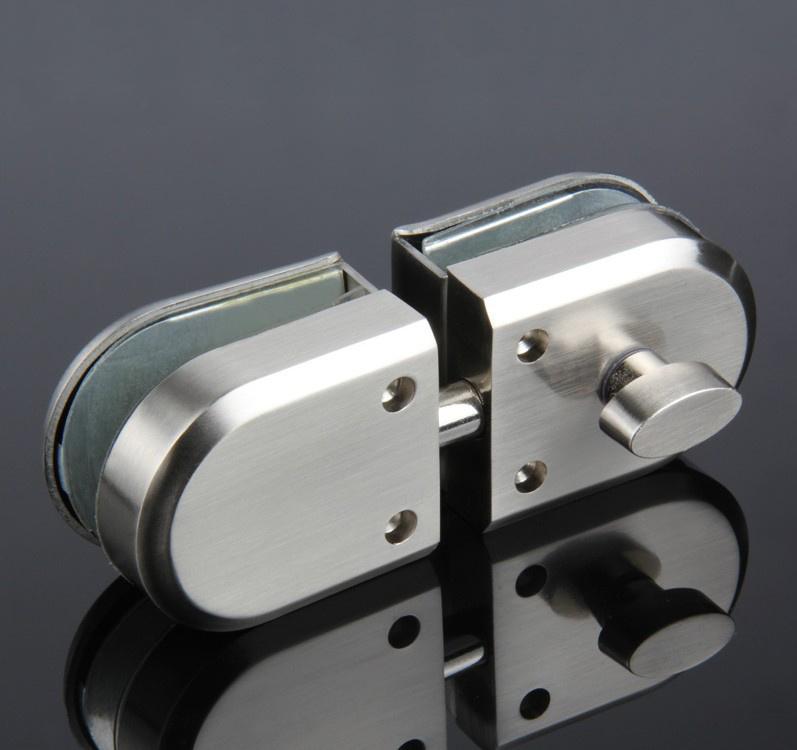 China Zinc Alloy Security Safe Door Lock For Sliding Glass Door