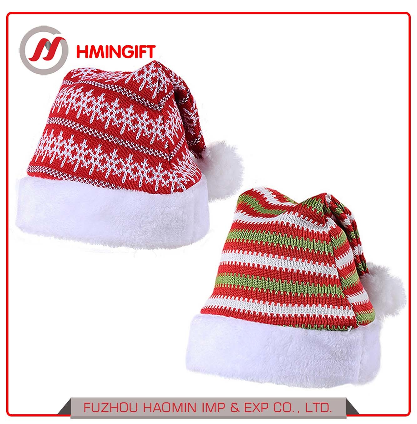 China Customized High Quality Christmas Hats Knitted Adult Santa Hats  Christmas Decorations Christmas Hats Manufacturers - China Christmas Hat 8b5b57c650e