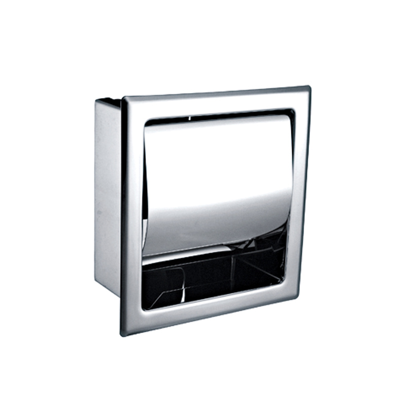 Embedded Paper Holder Bathroom