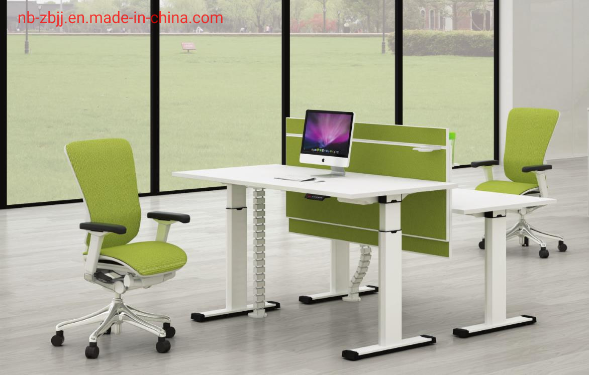 China Wood Office Desk Connect By