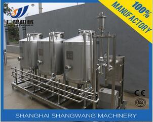 [Hot Item] CIP Cleaning System for Beverage/Juice /Dairy Machine