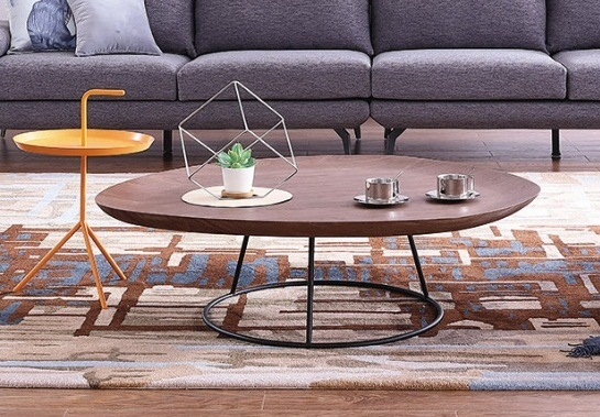 Attirant Fancy Design Classical Wooden Cheapest Coffee Table