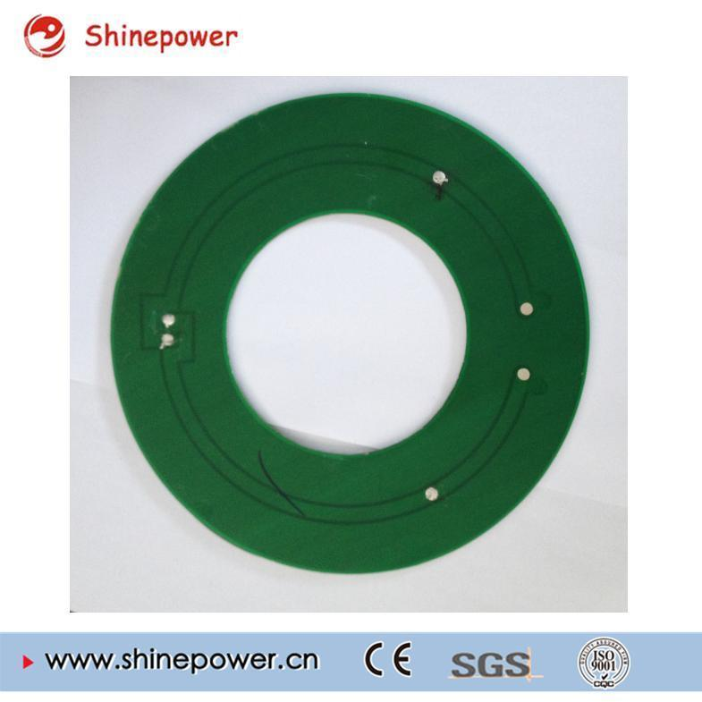 Epoxy Resin Round Mini PV Solar Panel for Watering Submersible Pump pictures & photos